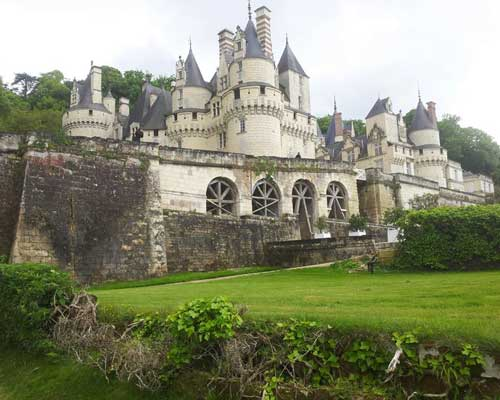 business loans loire valley chateau